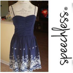 Speechless Fit & Flare Dress 👗